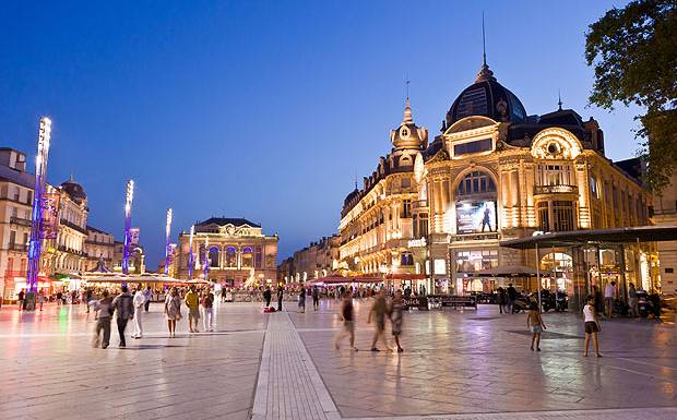 Montpellier-square