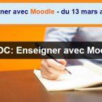 MOOC : Enseigner avec Moodle